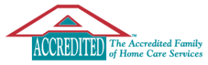 Accredited Home Care logo
