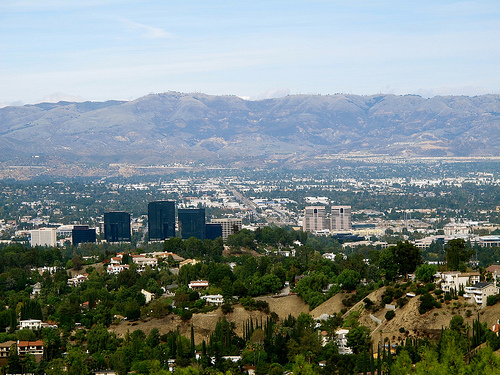 san gabriel valley landscape photo