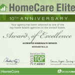 Accredited Home Care Named 2015 HomeCare Elite™ Top Agency