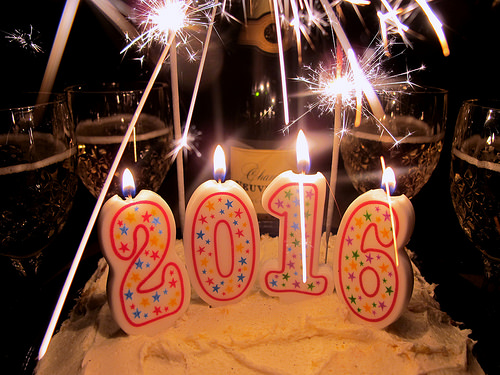 new year 2016 photo