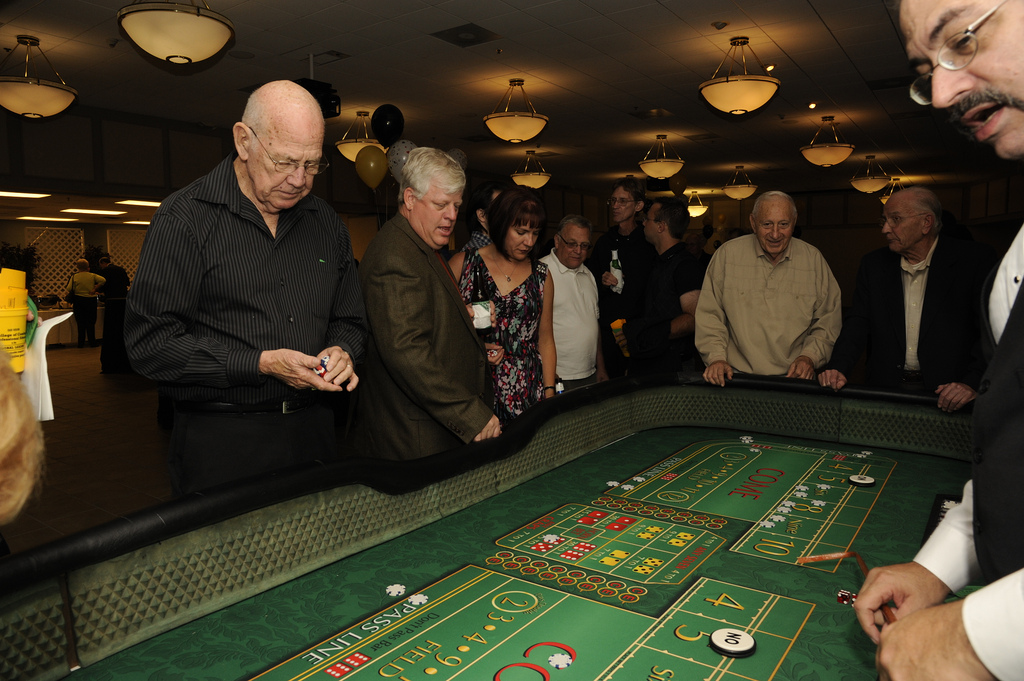 Gambling in los angeles how to make roulette bot