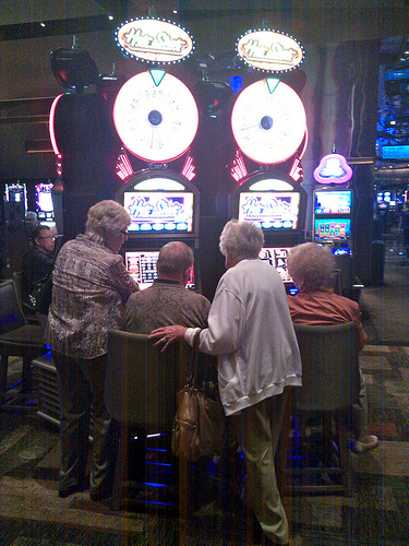 gambling photo