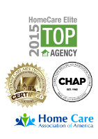 Accredited Home Care Corporate Memberships and Awards
