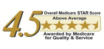 CMS 4.5-Star Rating Graphic