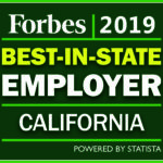 Forbes Employer Award Badge